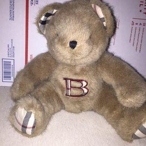BURBERRY Plush Teddy Bear Fragrance gift